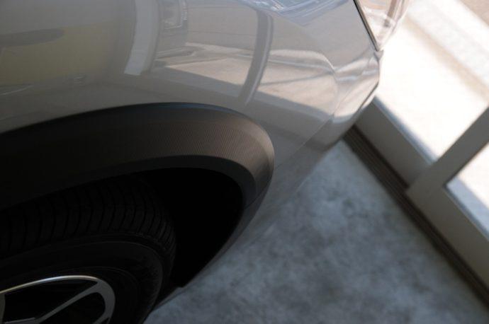スバルXV 新車コーティング
