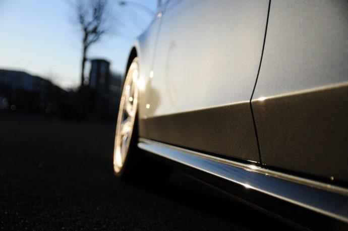 アウディA4 Avant S-line 新車コーティングetc