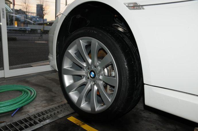 BMW 650i リフレッシュ計画(その3)