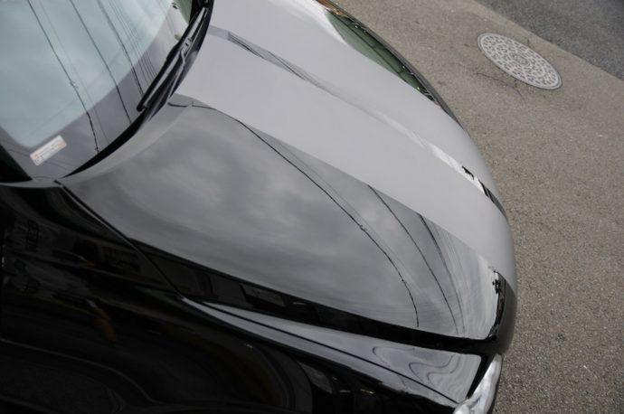 トヨタマークX ブラック202の修行とラッピングチェンジ