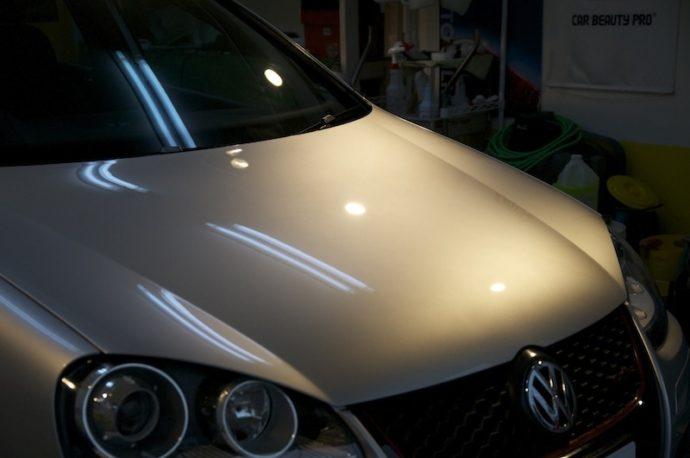 新年第1号 VWゴルフ5にPCX-S7施工