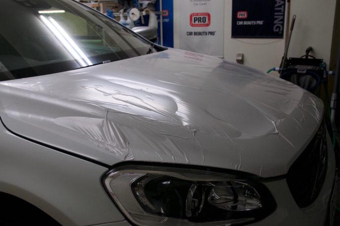 ボルボ XC60 新車フル施工