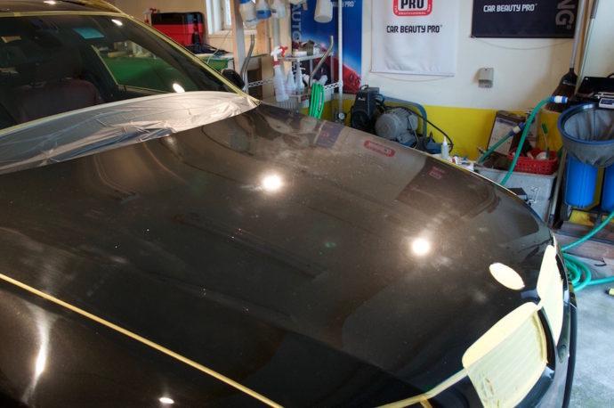 BMW 325ツーリング(E91) リフレッシュ計画