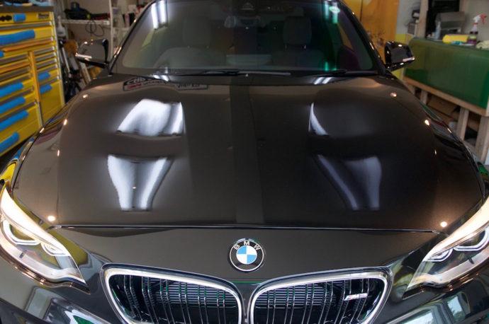 BMW M2 新車フル施工