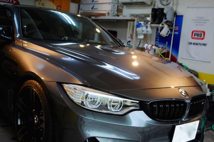 BMW M4(F82) 欲張りプラン