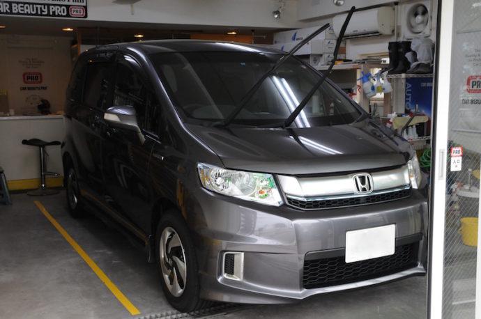 ホンダ フリードスパイク 新車PCX-S7
