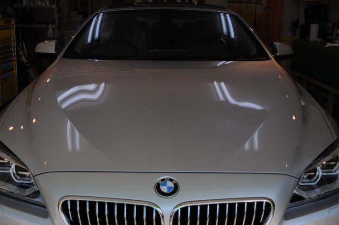 BMW 640i SPGコート欲張りプラン その2