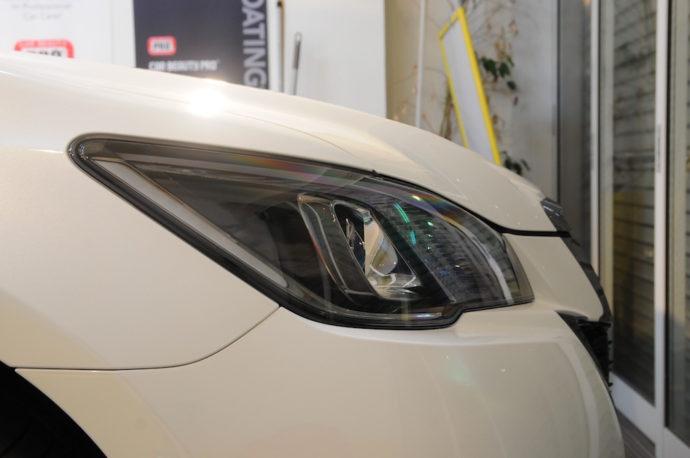 クラウン アスリートG-T 新車PCX-S7+フィルム