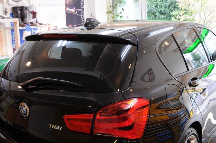 BMW 118i Mspo 新車フル施工