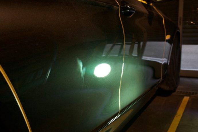 BMW 535i(F10)磨き〜仕上げ