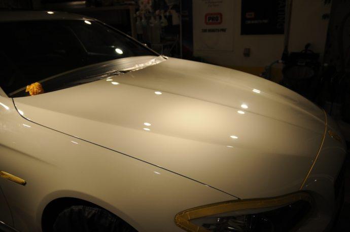BMW 528i プロガラスコーティングプラス