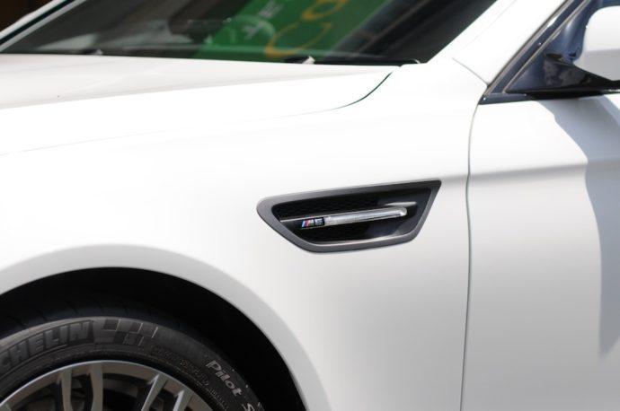 BMW M5(F10)新車コーティング他フルコース