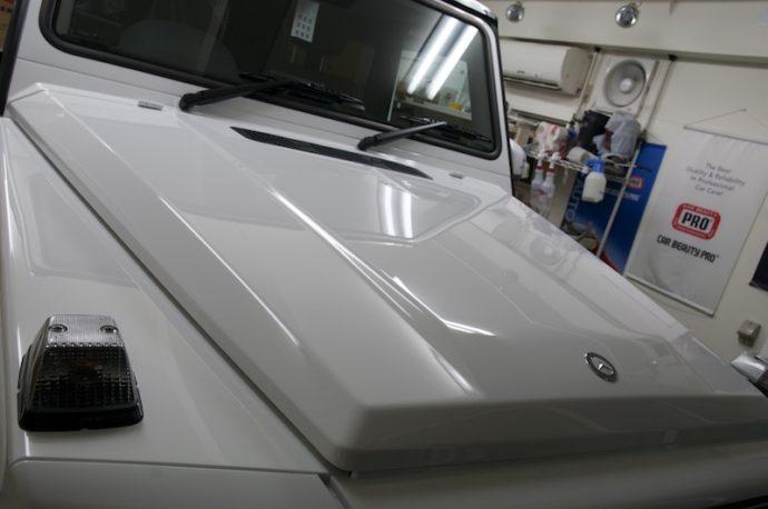 Mercedes Benz G350d (再アップ)