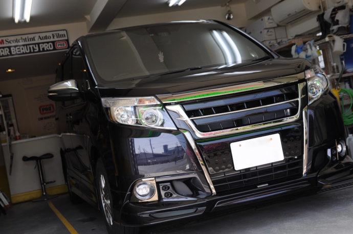 トヨタ エスクァイア 新車 PCX-S7&フィルム