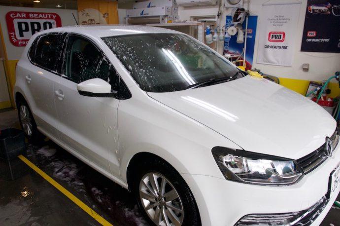 VW PORO 1年目メンテナンスコート